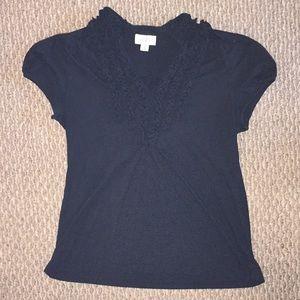 4 for $10 SALE LOFT blouse! M